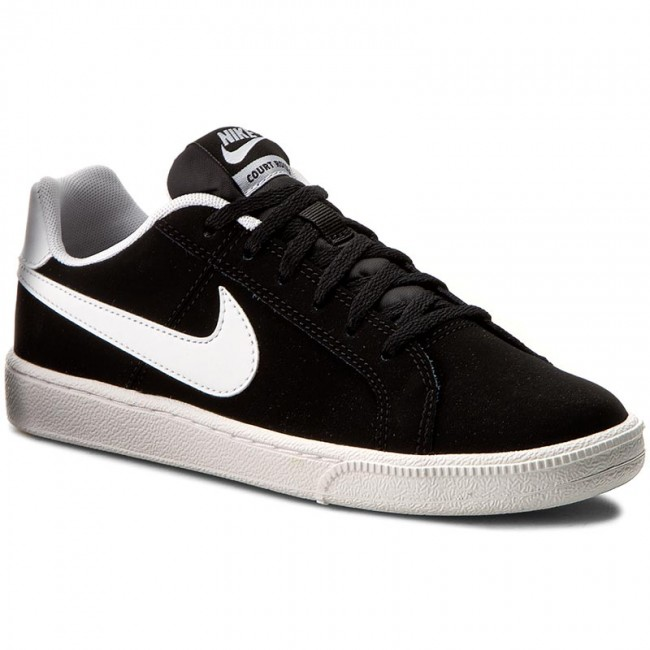 Buty NIKE Court Royale (GS) 833535 002 BlackWhite