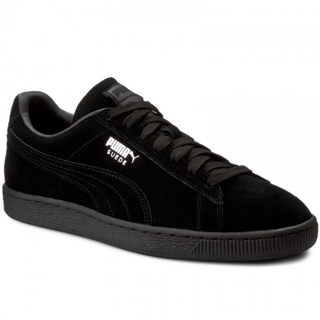 chaussures de sport 4c7c4 c0918 Sneakersy PUMA - Suede Classic+ 352634 77 Black/Dark Shadow