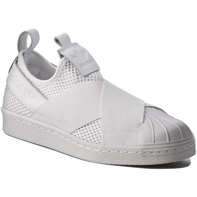 Buty adidas Superstar Slip On BZ0111 FtwwhtFtwwhtFtwwht