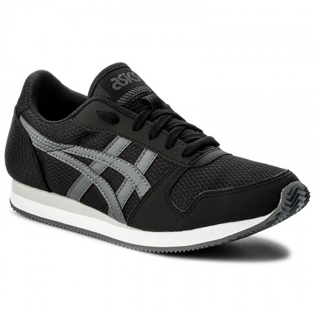 Sneakersy ASICS TIGER Curreo II HN7A0 BlackCarbon 9097