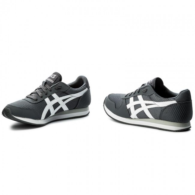 Sneakersy ASICS Curreo II HN7A0 CarbonWhite 9701