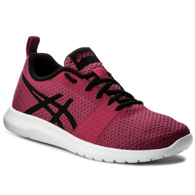 Buty ASICS Kanmei T7H6N Cosmo PinkBlackPlune 2090
