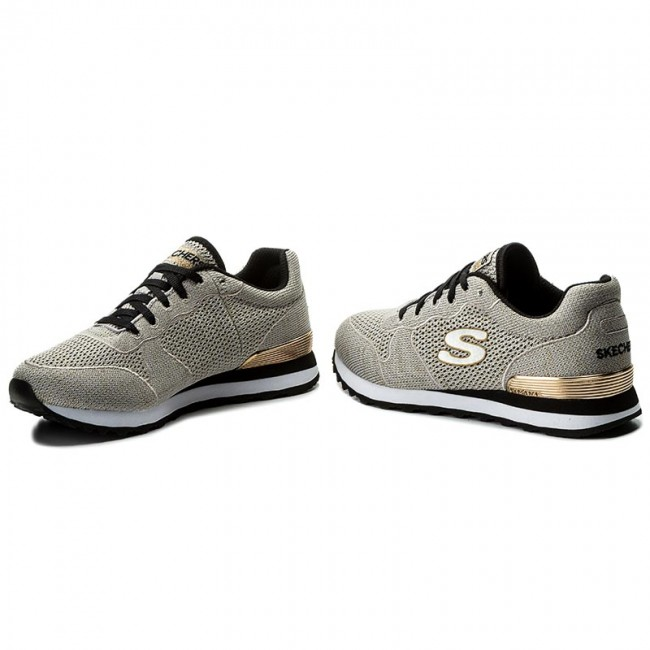 Sneakersy SKECHERS Low Flyers 709TPGD TaupeGold