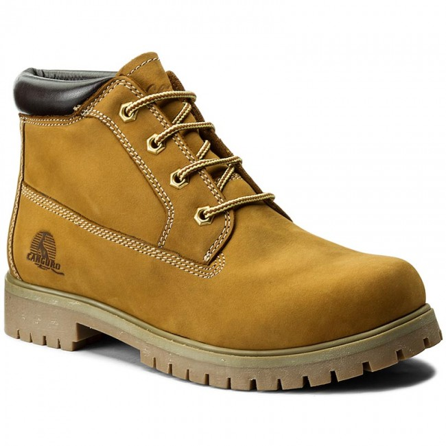 Trapery CANGURO - A029-304 Yellow/Brown