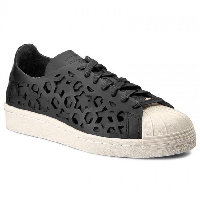 Buty adidas Superstar 80s Cut Out W BY2120 CblackCblackOwhite