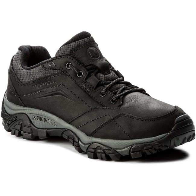 Черевики трекінгові MERRELL - Moab Adventure Lace J91829 Black ... 38e3688d56a27