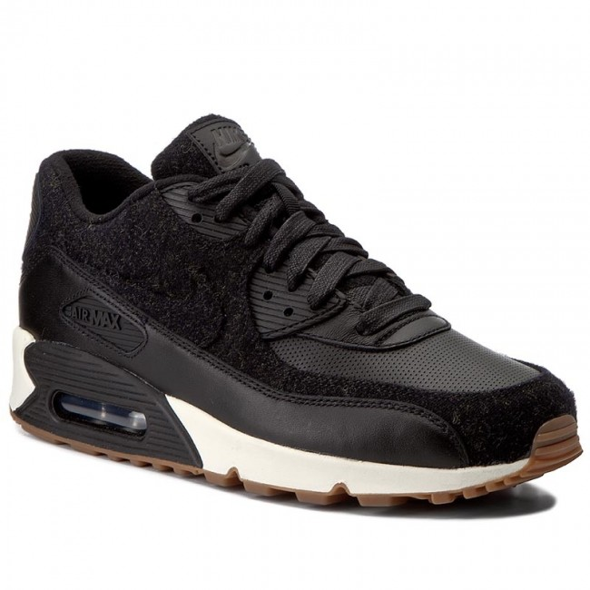 Nike Air Max '90 Premium 700155 001 Blackblack black sail