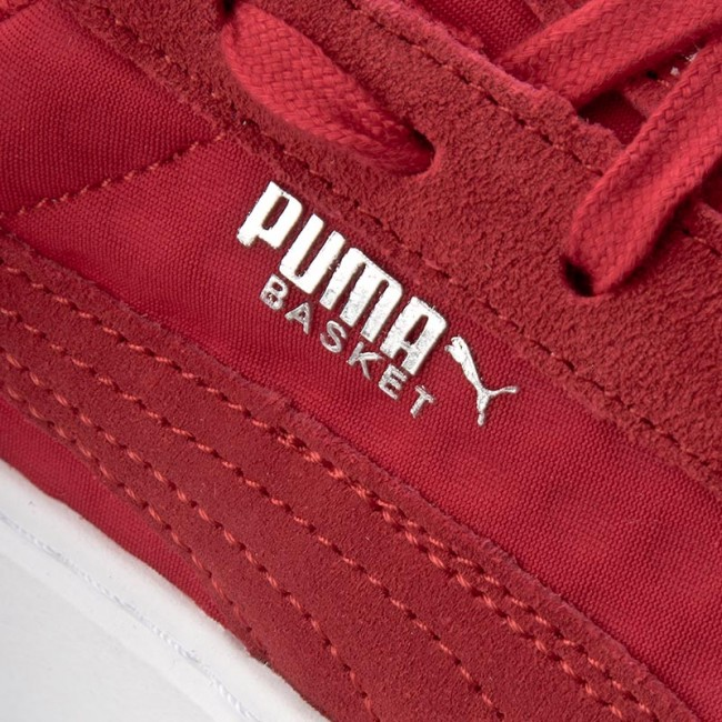 Sneakersy PUMA Basket Platform De Wn's 364102 03 Toreador