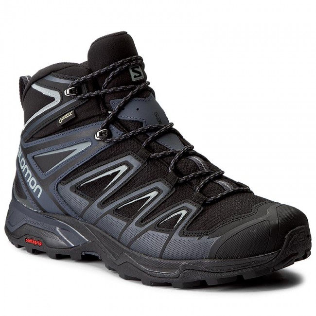 Trekkingi SALOMON X Ultra 3 Mid Gtx GORE TEX 398674 33 V0 BlackIndia InkMonument