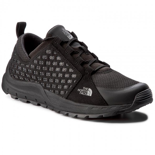 Półbuty THE NORTH FACE - Mountain Sneaker T932ZUNNE Tnf Black/Smoked Pearl Grey
