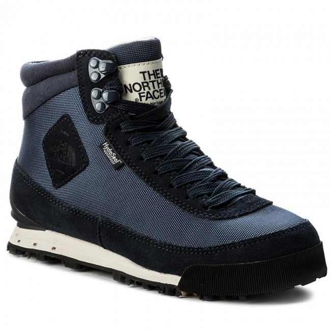 Trapery THE NORTH FACE Back To Berkeley Boot II T0AIMFJBR Urban NavyVintage White