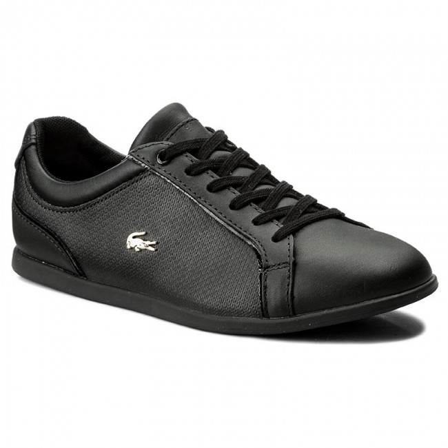 Sneakersy LACOSTE - Rey Lace 317 1 Caw 7-34CAW0048024 Blk