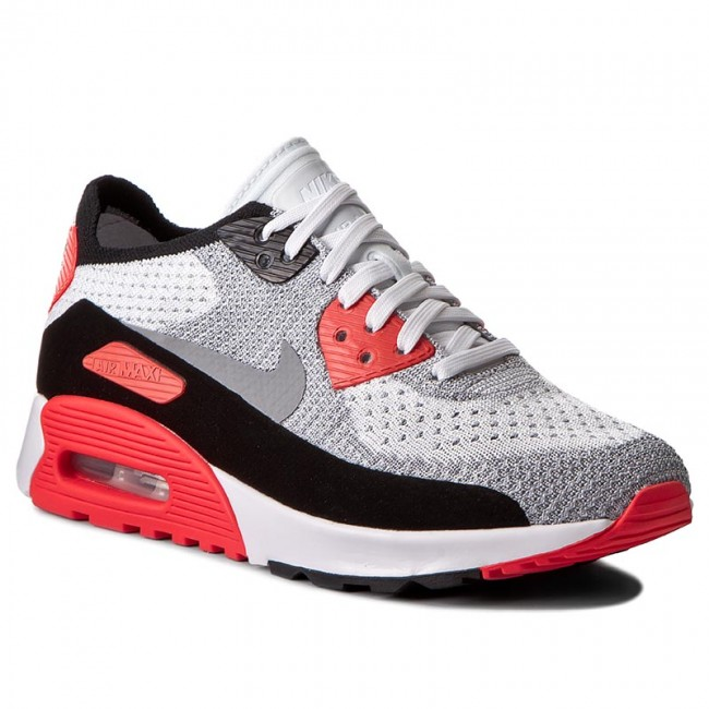 nike air max 90 flyknit wolr gray