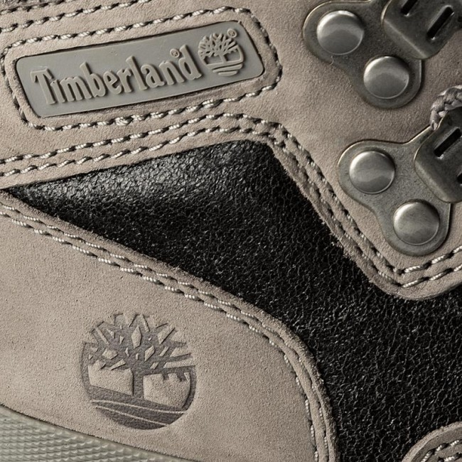 Trapery TIMBERLAND Euro Hiker Leather A1GND Steeple Grey