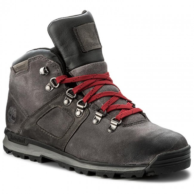 TIMBERLAND GT SCRAMBLE MID LEATHER W | SZARY | 249,99 PLN | Outdoor | A17UP | e Timberland.pl