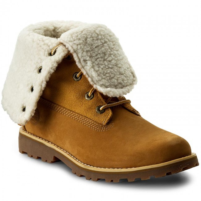 Trapery TIMBERLAND -  6 In Wp Shearling Bo A156N/TB0A156N2311 Wheat