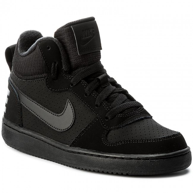 buty nike court borough mid gs 839977-001