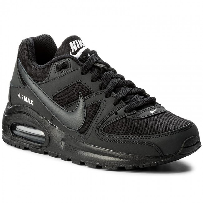 Buty NIKE Air Max Command Flex (GS) 844346 002 BlackAnthraciteWhite