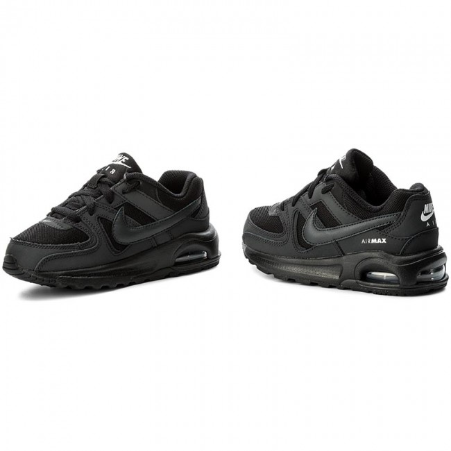 Buty NIKE Air Max Command Flex (PS) 844347 002 BlackAnthraciteWhite