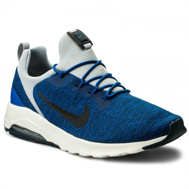 Buty NIKE - Air Max Motion Racer 916771 400 Blue Jay/Black/Armory Navy