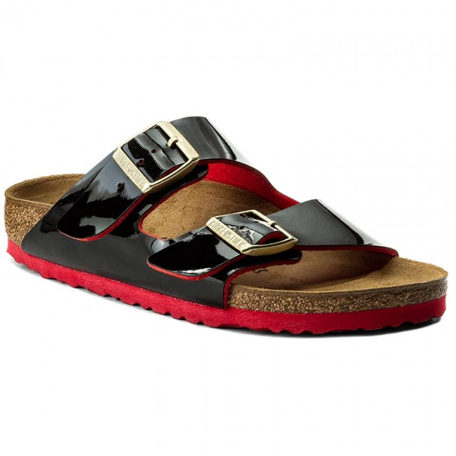 Klapki BIRKENSTOCK - Arizona Bs 1006671 Two Tone Black