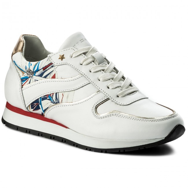 Sneakersy TOMMY HILFIGER - Izzy 1A1 FW0FW01944 White 100