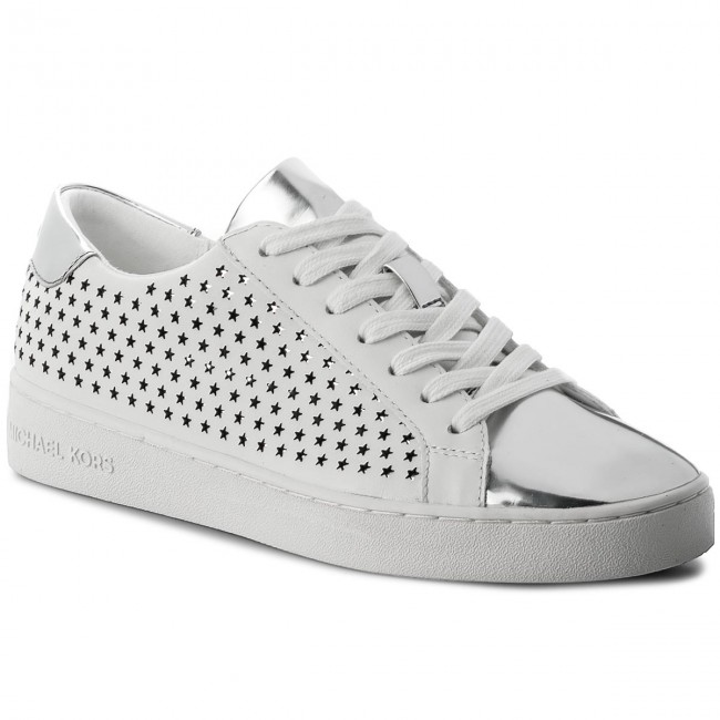Sneakersy MICHAEL MICHAEL KORS - Irving Lace Up 43R8IRFS1L Optic White