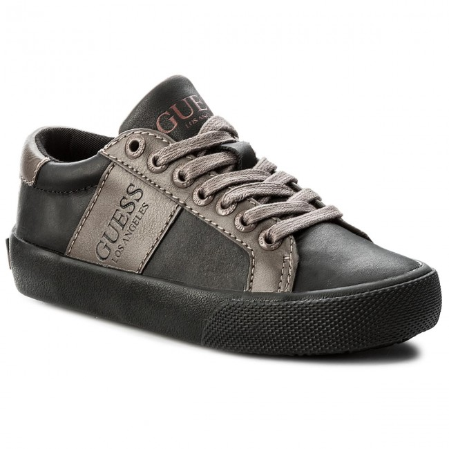 Sneakersy GUESS - FITHE1 LEA12  BLK