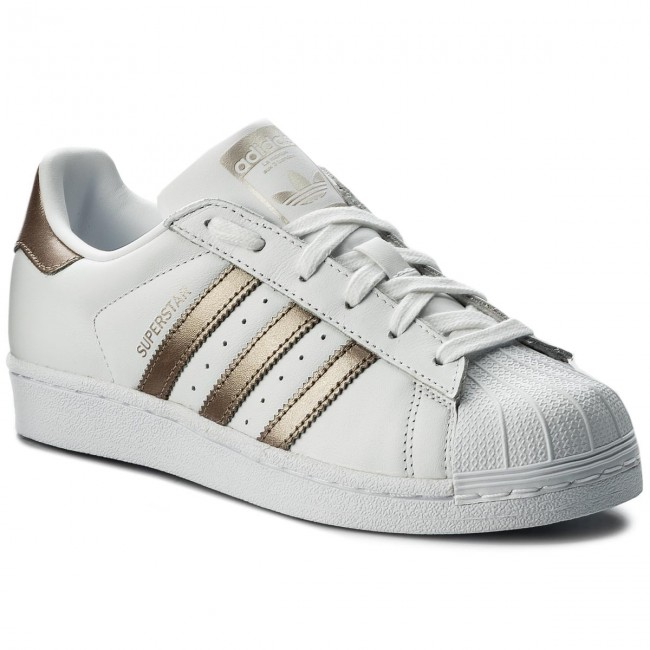 official photos a7cf1 e8a42 Buty adidas - Superstar W CG5463 Ftwwht/Cybemt/Ftwwht