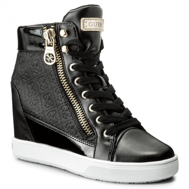 Sneakersy GUESS - Foresst FLFOR1 FAL12 BLKBL