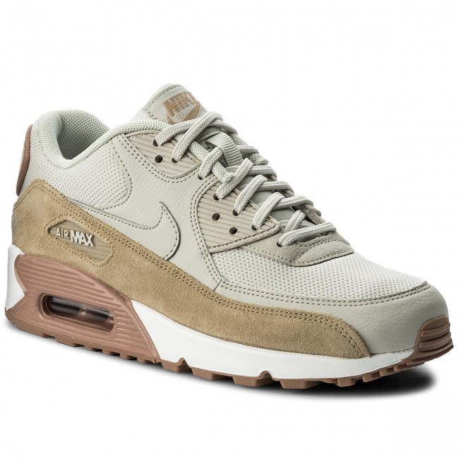 Buty NIKE Wmns Air Max 90 325213 046 Light BoneMushroom