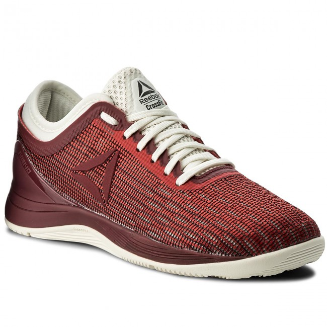 Buty Reebok - R Crossfit Nano 8.0 CM9172 Red/Maroon/Chalk/Black