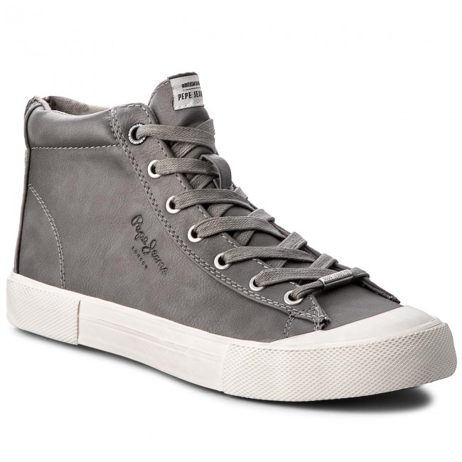 Trampki PEPE JEANS - New Brother PMS30392  Grey 945