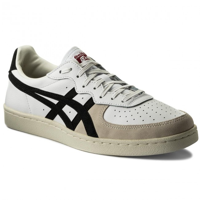 best service 00473 99cbf Sneakersy ASICS - ONITSUKA TIGER Gsm D5K2Y White/Black 0190