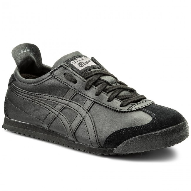 official photos 0b4f9 f1291 Sneakersy ASICS - ONITSUKA TIGER Mexico 66 D4J2L Black/Black 9090