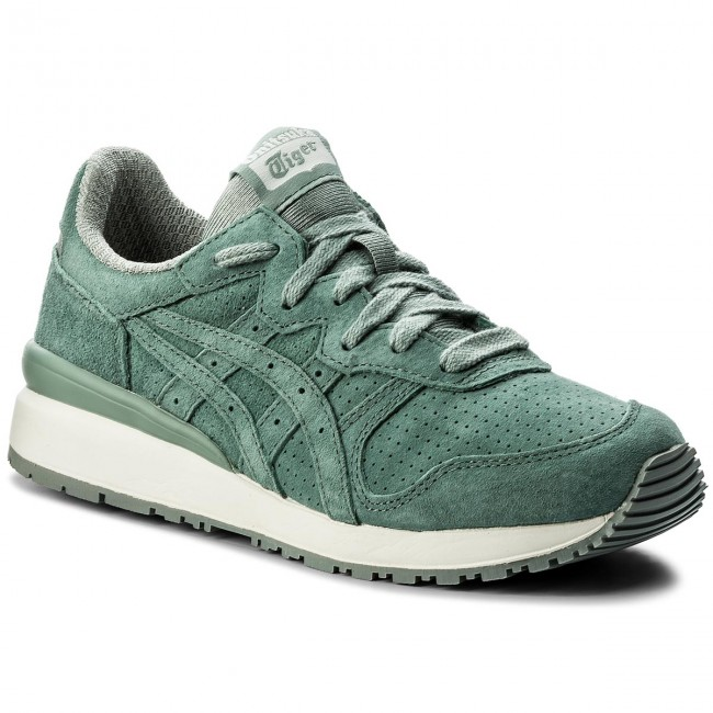 Sneakersy ONITSUKA TIGER - Tiger Ally D701L Chinois Green/Chinois Green 8585