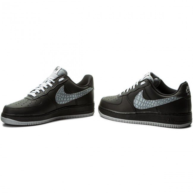 Buty NIKE Air Force 1 '07 LV8 823511 012 BlackCool GreyDark Grey