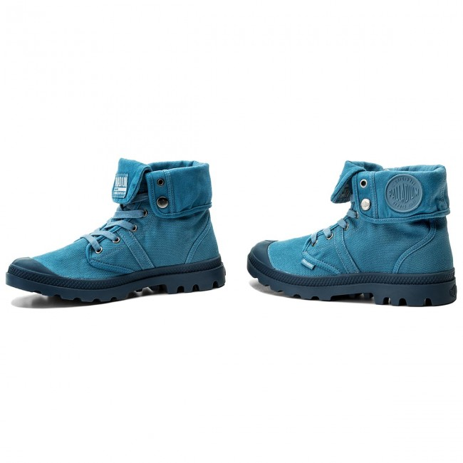 Trapery PALLADIUM Pallabrouse Baggy 2478 403 M Capitain BlueCapitain Bl
