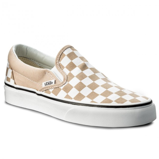 Tenisówki VANS Classic Slip On VN0A38F7QCO (Checkerboard) FrappeTru