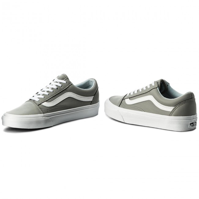 Tenisówki VANS Old Skool VA38G1QD5 (Leather) OxfordDrizzle