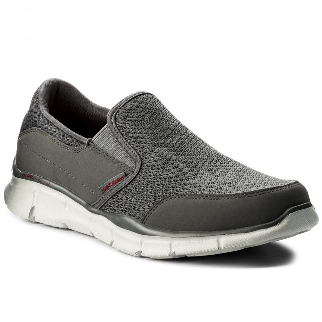 Półbuty SKECHERS Persistent 51361CHAR Charcoal