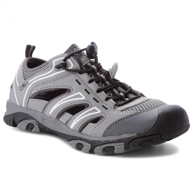 59e9a648b8bfc3 Босоніжки CMP - Aquarii Hiking Sandal 3Q95477 Grey U739 - Босоніжки ...