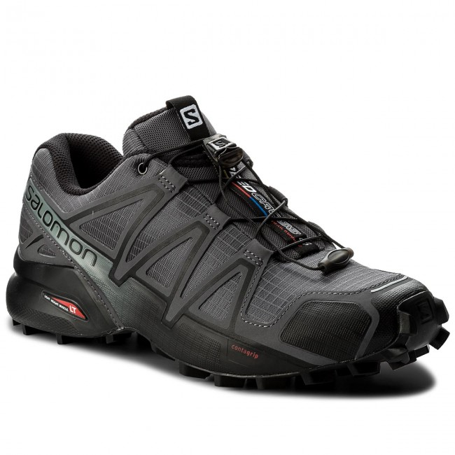 Buty SALOMON Speedcross 4 392253 27 V0 Dark CloudBlackPearl grey