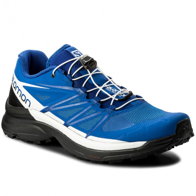 a1a840a6 Buty SALOMON - Wings Pro 3 401469 27 G0 Nautical Blue/Black/White ...