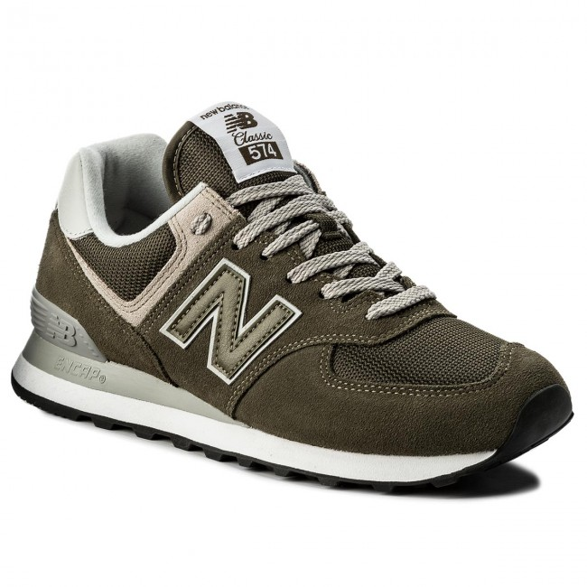 uk availability defc2 c1a33 Sneakersy NEW BALANCE - ML574EGO Zielony