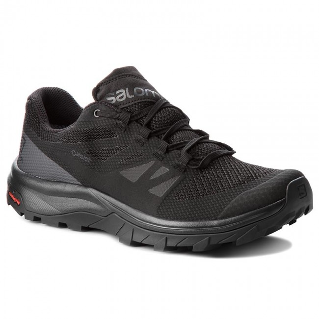 Trekkingi SALOMON Outline Gtx GORE TEX 404770 29 V0 BlackPhantom Magnet