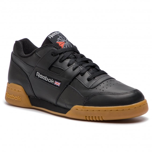 Buty Reebok Workout Plus CN2127 BlackCarbonRedRoyal