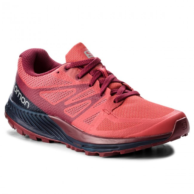 Buty SALOMON Sense Escape W 404874 21 W0 HibiscusNavy BlazerBeet Red
