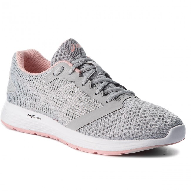 Buty ASICS Patriot 10 1012A117 Mid GreyFrosted Rose 020