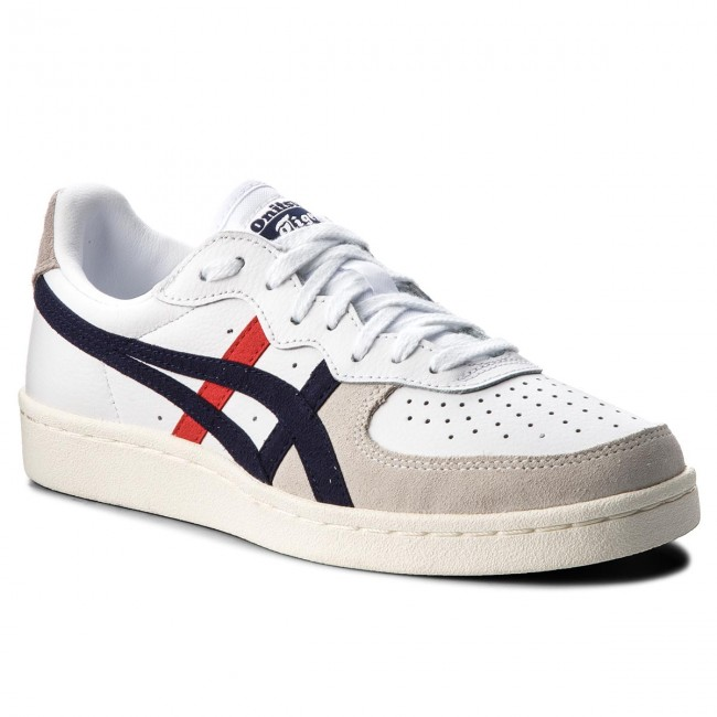 Sneakersy ONITSUKA TIGER Gsm D5K2Y WhitePeacoat 100